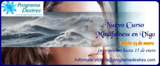 5ª Edición del Curso Mindfulness en Vigo- Enero 2016
