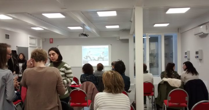 Asistentes conferencia Mindfulness Gdoce