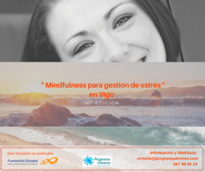 Curso Mindfulness en Vigo 10ª edicion