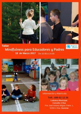 Taller Mindfulness para Educadores A RUA