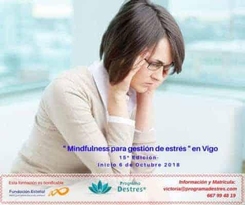 Curso Mindfulness en Vigo-Oct-18