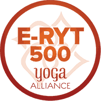 Certificada Yoga Alliance como E-RYT500-Victoria-Ambros