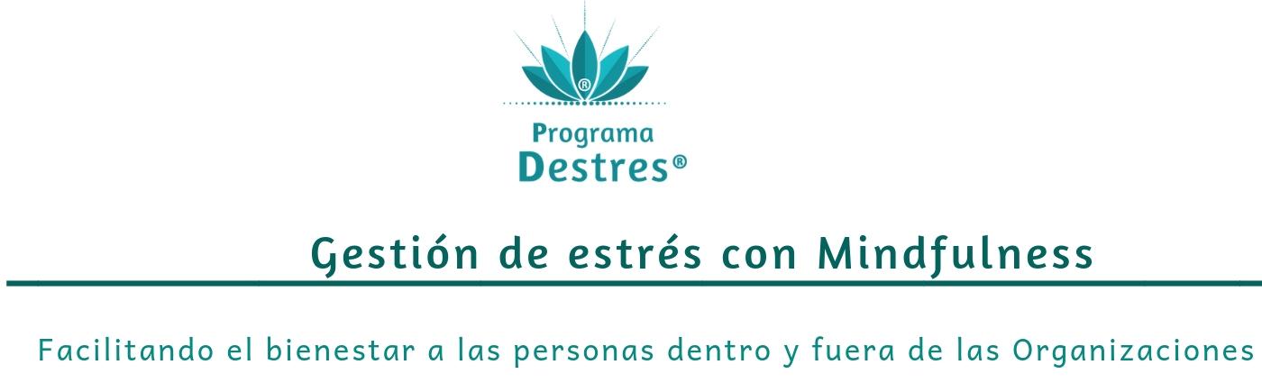 Programa Destres -¿Qué es el mindfulness?  Logo