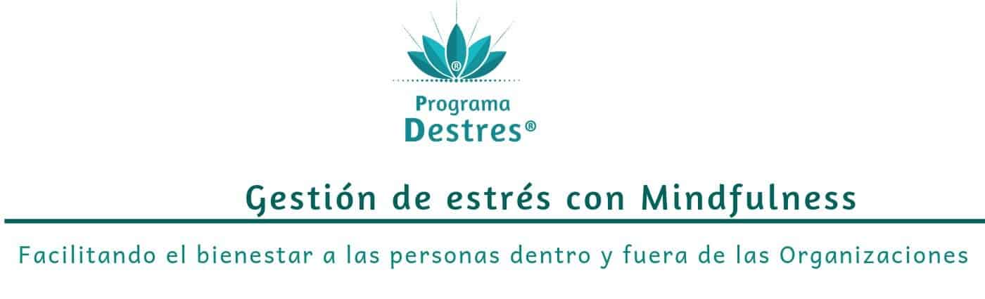 Programa Destres con Mindfulness Logo