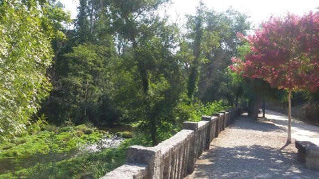 En Mondariz Balneario un entorno natural privilegiado para la calma y el relax