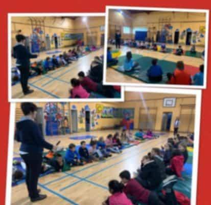 Mindfulness en la escuela