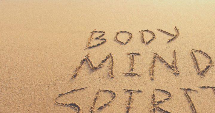 cuerpo mente y espíritu no son 3 sino 1