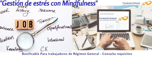 Gestión de estrés en empresas -Formación bonificable