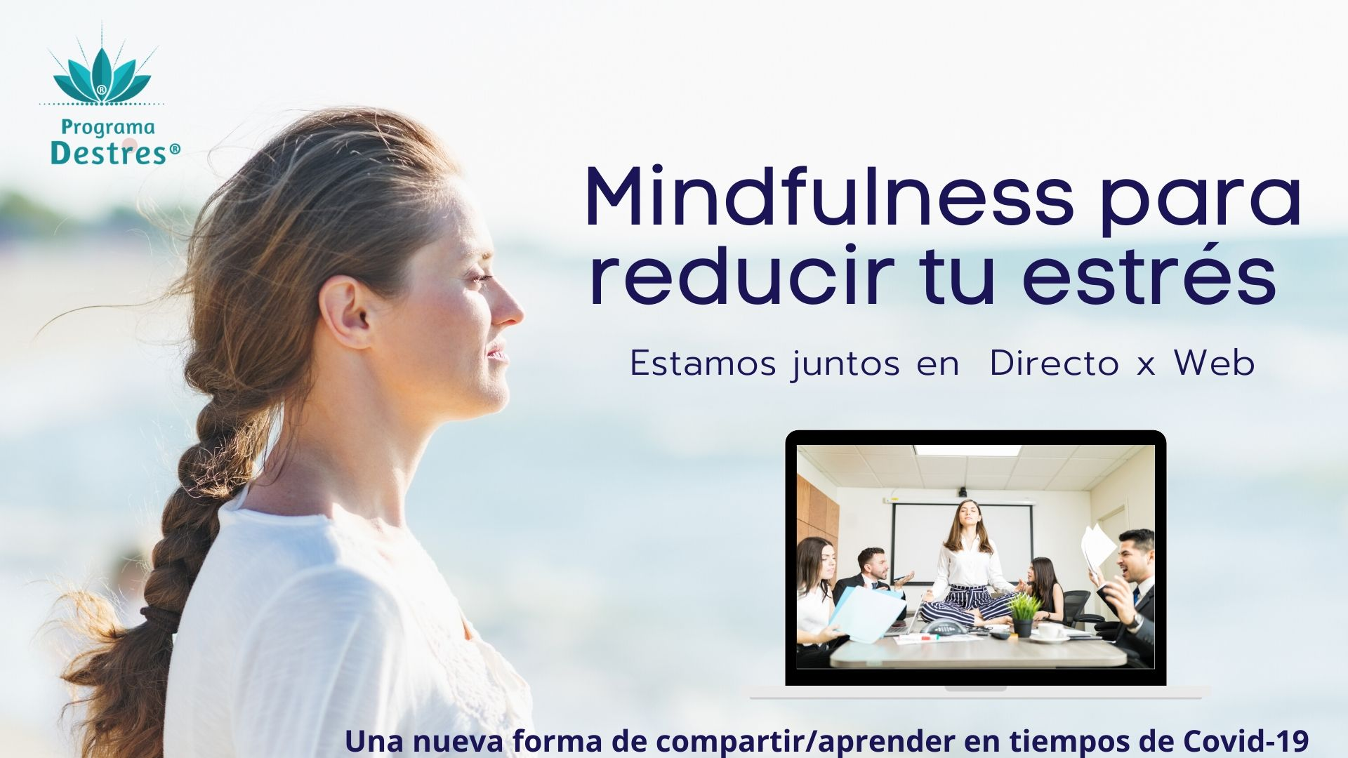 curso mindfulness Directo via web