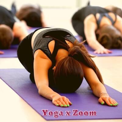 yoga x zoom
