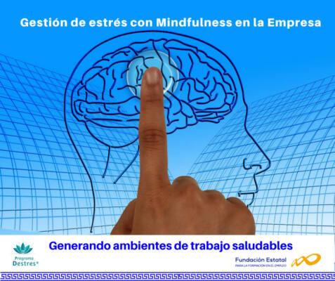 formación gestión de estrés con mindfulness en empresas